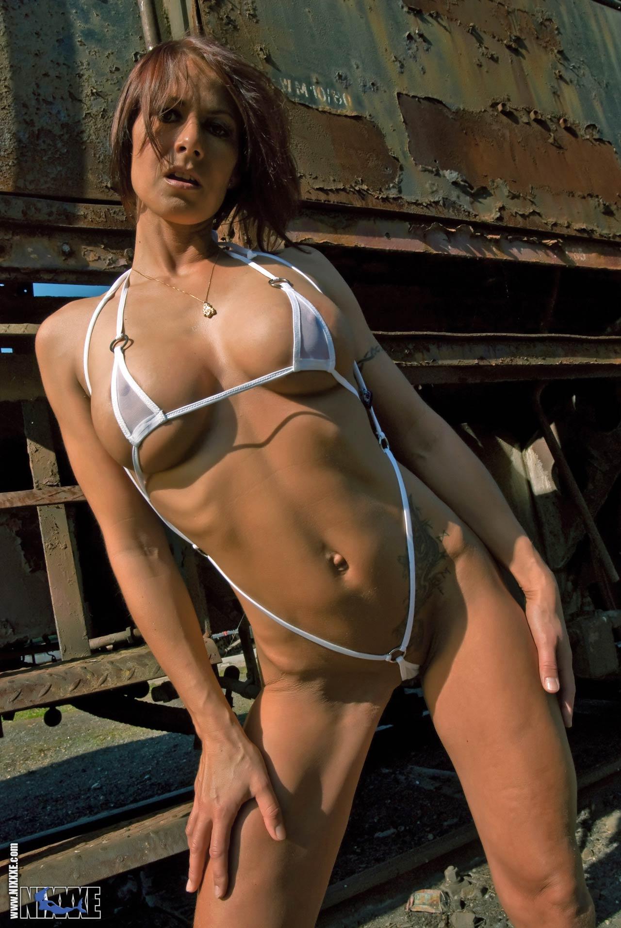 sexy micro bikini